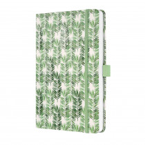 SIGEL Wochenkalender Jolie 2020 Hardcover ca.A5 Green Jungle J0303