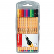 STABILO 8810 Fineliner point 88 10er Etui