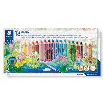 STAEDTLER Buntstift buddy 18er