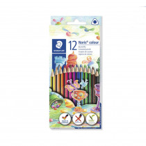 Staedtler Buntstift Noris Club 12er Etui 187 CD12