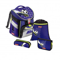 "Step by Step Comfort Schulranzen-Set ""Top Soccer"", 4-teilig"