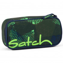 satch Pencil Box Infra Green SAT-BSC-001-9U3