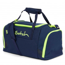 satch Duffle Bag - Sporttasche Toxic Yellow SAT-DUF-001-122