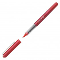 uni-ball Tintenroller UB EYE Design 0,4mm rot