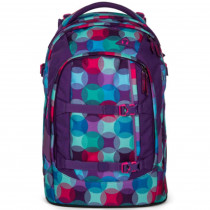 satch Pack Schulrucksack Hurley Pearly