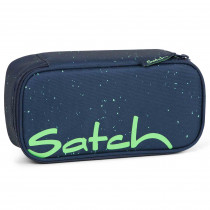 satch Pencil Box Space Race SAT-BSC-001-9X0