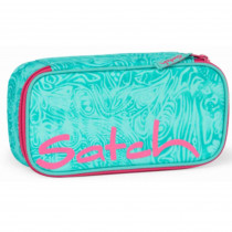 satch Pencil Box Aloha Mint SAT-BSC-001-9X9