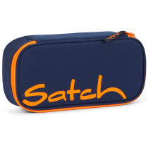 satch Pencil Box Toxic Orange SAT-BSC-001-575