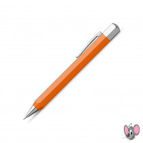 FABER-CASTELL Drehbleistift ONDORO Edelharz orange