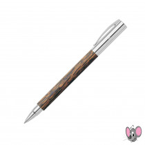 FABER-CASTELL Tintenroller AMBITION Cocos