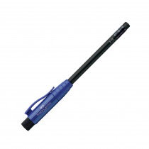 FABER-CASTELL Bleistift PERFECT blau PENCIL II