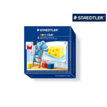 STAEDTLER Fingermalfarben Noris Club 4 Farben