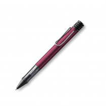 LAMY 1221735 Kugelschreiber AL-star black purple 229