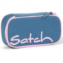 satch Pencil Box Deep Rose SAT-BSC-001-513