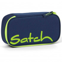 satch Pencil Box Toxic Yellow SAT-BSC-001-122