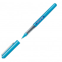 uni-ball Tintenroller UB EYE Design 0,4mm hellblau